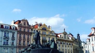 It's still Aha in Praha